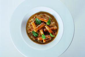 Spider Crab Minestrone