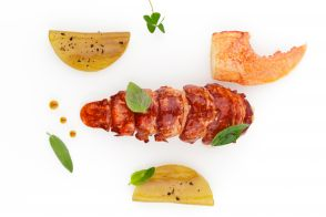 Blue Lobster recipe by Arnaud Lallement