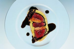 Beef Wellington with Truffle
