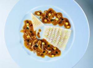 Cuttlefish in Coconut Curry Sauce