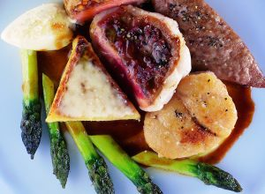 A Contemporary Twist on Traditional Veal Tenderloin and Offal
