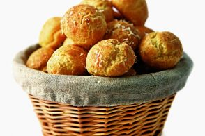 Cheese puffs par Alain Ducasse