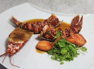 Lobster thermidor by Alain Ducasse