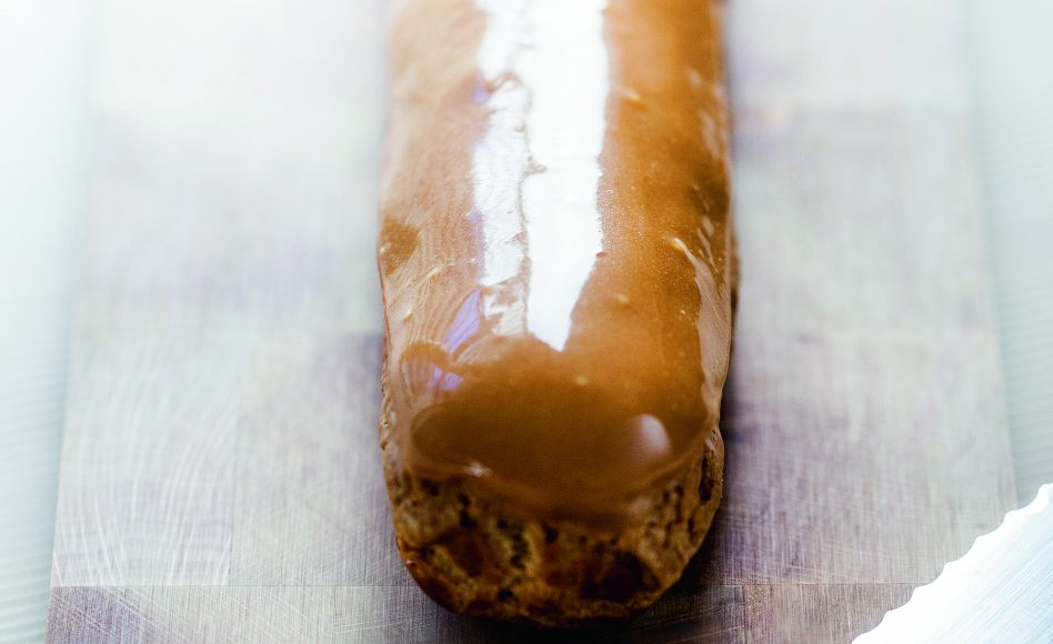 Coffee eclairs by Alain Ducasse