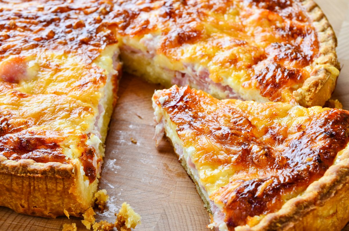 quiche lorraine by alain ducasse french cheesecake french cheesecake recipe