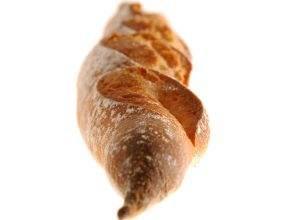 Baguette or parisian bread
