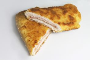 Turkey cordon bleu