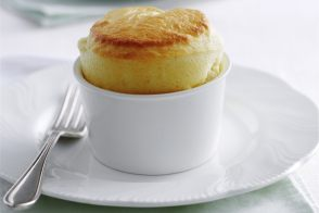 Beaufort d'Alpage Cheese Soufflé by Alain Ducasse