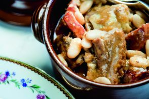 Recipe of cassoulet by Alain Ducasse
