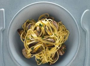 Spaghetti recipe by Alain Ducasse