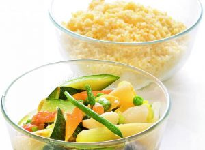 Veggie Couscous Recipe by Alain Ducasse