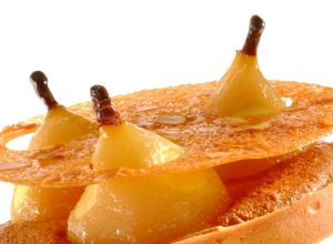 Bourdaloue Tart Recipe by Alain Ducasse