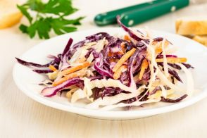 Coleslaw Recipe by Alain Ducasse