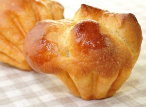 Recipe of classic brioche