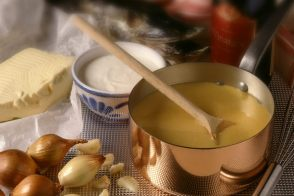 Recipe of Easy Beurre Blanc Sauce