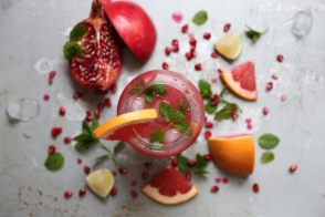 Recipe Fruity G+T Cocktail