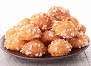 Chouquettes recipe by Alain Ducasse