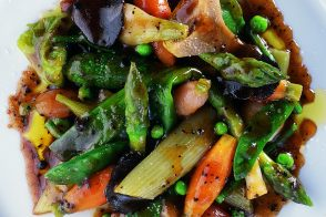 Provençal Vegetables with Truffle
