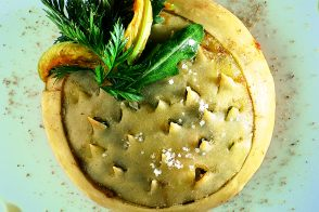 """Pasqualine"" Vegetable Tourte"