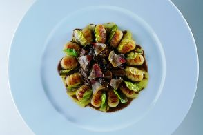 Potato Gnocchi with Summer Morels