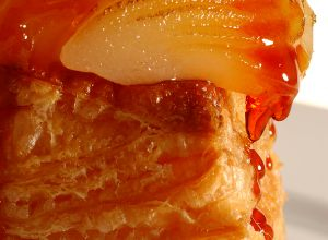 Caramelized Pear Turnover