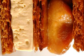 Caramelized Apple Napoleon