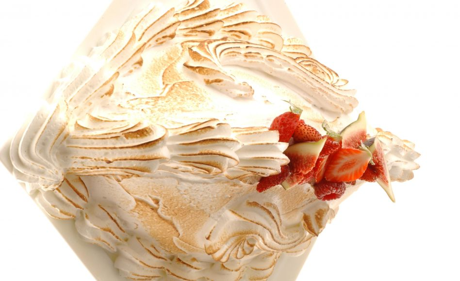 Our Very Own Baked Alaska