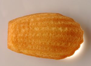 Traditional Commercy Madeleines