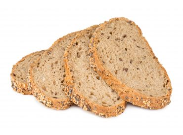 Whole-wheat (wholemeal) bread