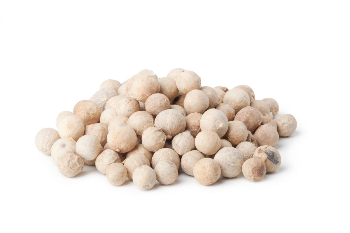 What is white pepper